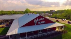 Visit A Pumpkin Patch With 25,000 Pumpkins At Johansen Farms In Illinois This Fall
