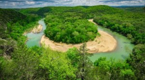 The Magnificent Trail In Arkansas That Will Lead You To A Hidden Overlook