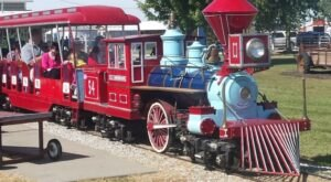The Pumpkin Patch Train Ride In Missouri Is Scenic And Fun For The Whole Family