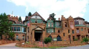 You May Be Surprised To Learn That Colorado Is Home To A Haunted Castle