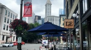 Enjoy Octopus Burgers And Other Exotic Eats At Pioneer Square D&E In Washington