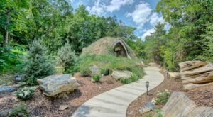 Spend A Night Underground At This Unique And Beautiful Earth House AirBnB In Tennessee