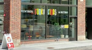 Discover A Treasure Trove Of Vintage Goodies At Funky Finds Thrift Store In Iowa