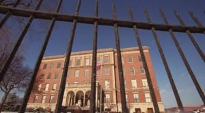 Step Inside The Abandoned Eloise Asylum For An Immersive Haunted Experience In Michigan