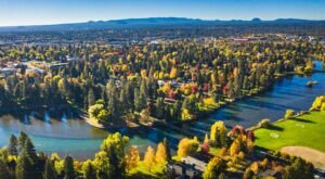 Drake Park Is One Of The Most Beautiful Places To Visit In Oregon In The Fall