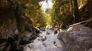Cascade Stream Gorge Trail In Maine Is Full Of Awe-Inspiring Rock Formations