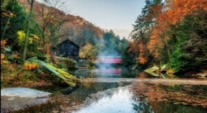 Fill Up With A Delicious Meal At Brown's Country Kitchen After A Day Of Leaf-Peeping In Pennsylvania