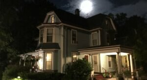 Experience The Paranormal When You Stay At The Haunted 1870 Wedgwood B&B Inn In Pennsylvania