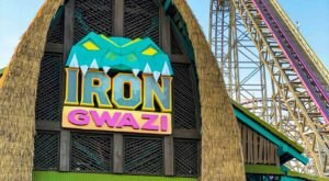 North America's Tallest Hybrid Rollercoaster Is Set To Open In Florida by 2022