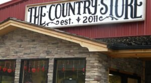 Find A Little Bit Of Everything, Including Dinner, At The Seth Country Store In West Virginia