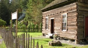 Travel Back To The 1800s At Washington's Pioneer Farm Museum