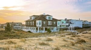 The Historic Addy Sea Inn In Delaware Is Notoriously Haunted And We Dare You To Spend The Night