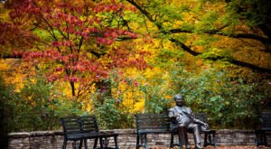 Fall Is Here And These Are The 9 Best Places To See The Changing Leaves In Indiana