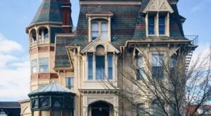 This Stunning Home on the West End of Providence Has a Dark History