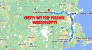 This Creepy Day Trip Through The Spookiest Places In Massachusetts Is Perfect For Fall