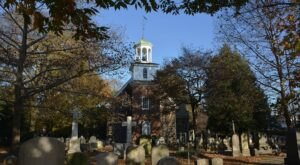 A Visit To Old Swedes Historic Site Takes You Back To Delaware's Earliest Days
