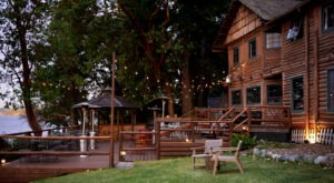 The Serene, Secluded Captain Whidbey Inn Has Been A Secret Hideaway In Washington Since 1907