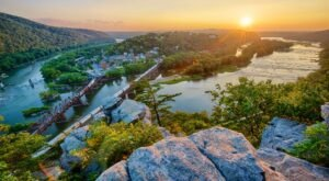 Harpers Ferry Is A Unique Dog-Friendly Destination In West Virginia Perfect For An Outdoor Adventure