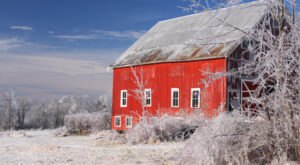 Get Ready To Bundle Up, The Farmers Almanac is Predicting Below Average Temperatures This Winter In Massachusetts