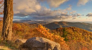 Virginia's Shenandoah National Park Has Been Named A Top National Park To Visit In The Fall