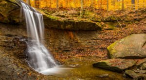 Ohio's Cuyahoga Valley National Park Has Been Named A Top National Park To Visit In The Fall