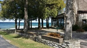 Wisconsin's Local-Approved Glidden Lodge Has The Best Food And Views In Door County
