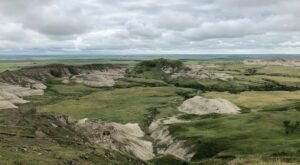 Celebrate The Beauty Of The Peace Garden State On North Dakota's Beautiful White Butte North Trail