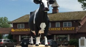 Savor 11 Mouth Watering Cheese Curd Varieties And More At Wisconsin's Ehlenbach'sCheese Chalet