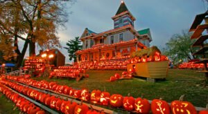 The Kenova Pumpkin House In West Virginia Is A Classic Fall Tradition