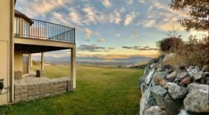 Wake Up On Top Of A Mountain At This Draper Airbnb In Utah