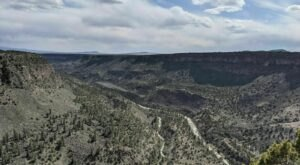 The Wild Rivers Backcountry Byway In New Mexico Takes You From The Plains To A Gorge And Back