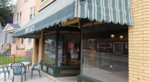 The Charming Library Cafe In Michigan Where Books And Brews Are Combined