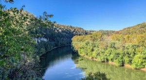 The Raven Run Red Trail In Kentucky Takes You From A Forest Sanctuary To A Scenic Overlook And Back