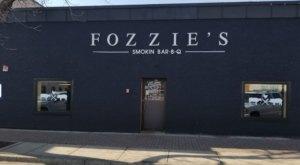 Mouthwateringly Good BBQ Is On The Menu At Fozzie's Smokin Bar BQ In Bemidji, Minnesota