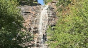 A Waterfall Lover's Dream, The Bemis Brook Trail Hike In New Hampshire Passes Cascade After Cascade