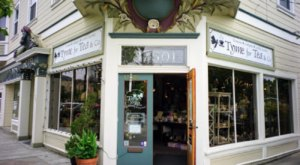 You Can Enjoy A Real Tea Party With Friends At Tyme For Tea & Co In Northern California