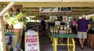 Jenny's Farm Stand In Michigan Is The Sweetest Little Roadside Stop In The State