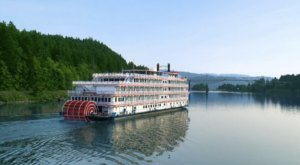 Not Many People Know That You Can Take An Eight-Day Cruise Along The Columbia River In Oregon
