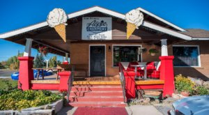 Papa's Fine Chocolates Is A Sweet Little Candy Shop In The Small Town Of Montpelier, Idaho