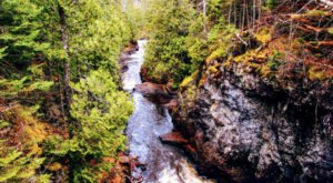 A Trail Full Of Gorge Views By Lake Superior Will Lead You To A Waterfall Paradise In Minnesota
