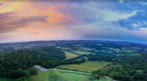 You Can See For Miles And Miles When You Take The Short Hike Up Battlefield Hill In Tennessee