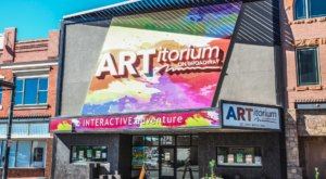 Plan A Day To Visit The ARTitorium, An Interactive Adventure For Families In Idaho
