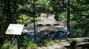 The Magical River Walk In New Hampshire That Will Transport You To Another World