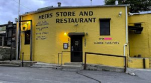 The Best Burger In Oklahoma Is Found Off The Beaten Path At Meers Store & Restaurant In Oklahoma