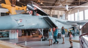 Located In A World War II-Era Hangar, Chico Air Museum Is A Must For Airplane Enthusiasts In Northern California