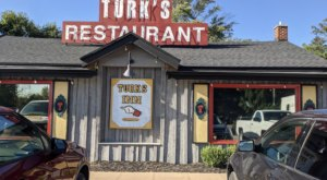 Step Into Turk's Tavern, A 1930s Restaurant In Michigan That's Still Delighting Diners