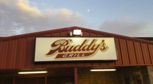 For A Super Delicious, Small-Town Home Cooked Meal, Head To Buddy's Grill In Oklahoma