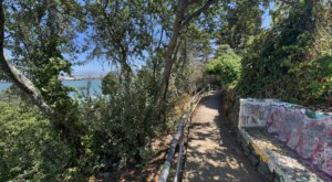This Waterfront Park In Northern California Is Now Open For The First Time In 50 Years