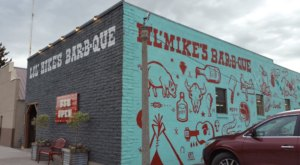 Lil' Mike's Bar-B-Que Is A Roadside Smokehouse That Dishes Up Some Of Idaho's Best Barbecue