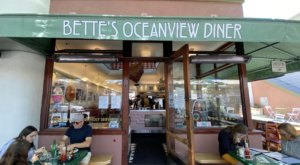 Bette's Oceanview Diner Is A Landmark Eatery In Northern California Famous For Its Soufflé Pancakes